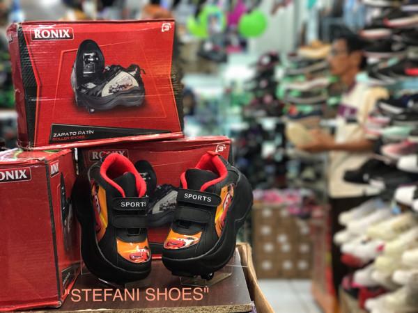 harga Sepatu roda dua anak pria/laki karakter disney pixar cars model baru Tokopedia.com