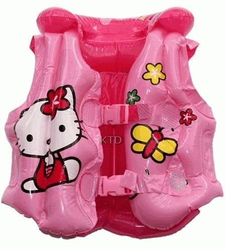 harga Swim vest hello kitty (kecil) jaket rompi pelampung renang anak Tokopedia.com