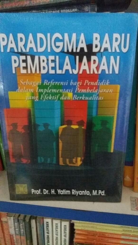 harga Buku paradigma baru pembelajaran - yalim riyanto - kencana Tokopedia.com