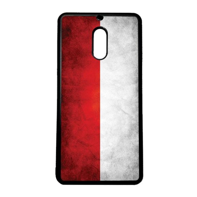 harga Case casing nokia 6 softcase bumper tpu motif unik bendera indonesia Tokopedia.com
