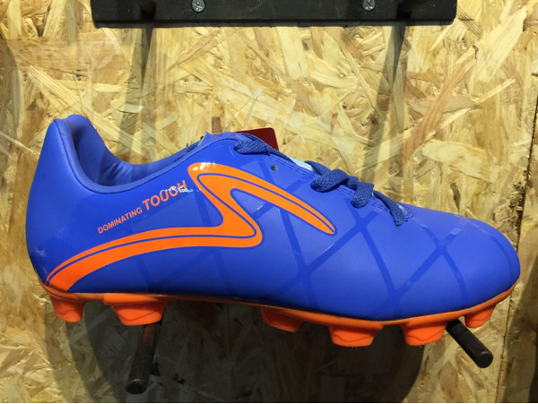 Sepatu bola specs original diablo fg jr blue/ orange new 2017 ...