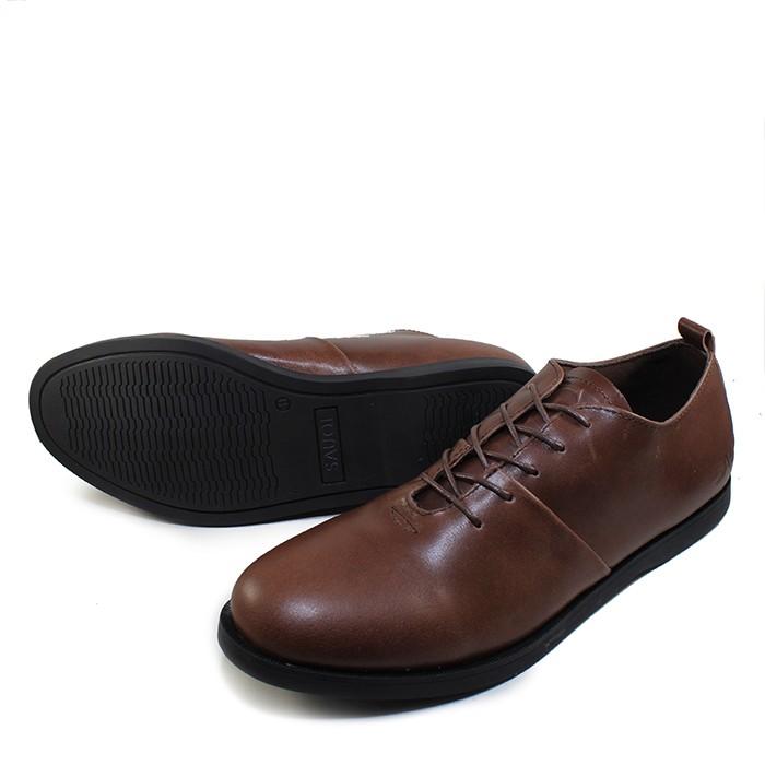 Foto Produk Sepatu Sauqi Vegas Brown Sepatu Pria Casua Sneakers Loafers Formal dari Toko Sepatu Atang