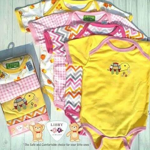 harga Baju bayi lucu ~ jumper bayi ~ libby jumper premium 4 in 1 Tokopedia.com