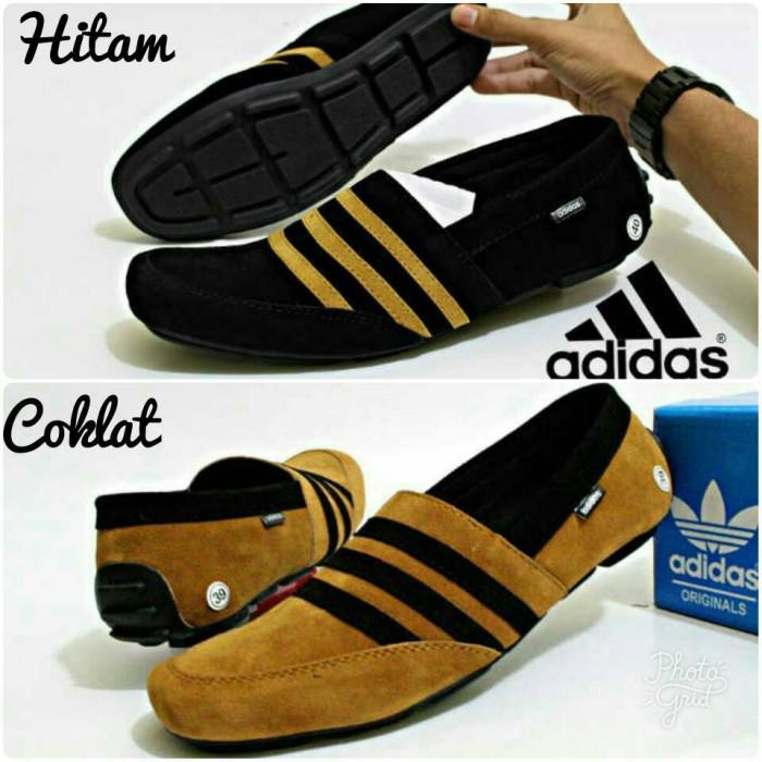 harga Promo diskon!! adidas yos slip on sepatu casual pria bagus murah Tokopedia.com