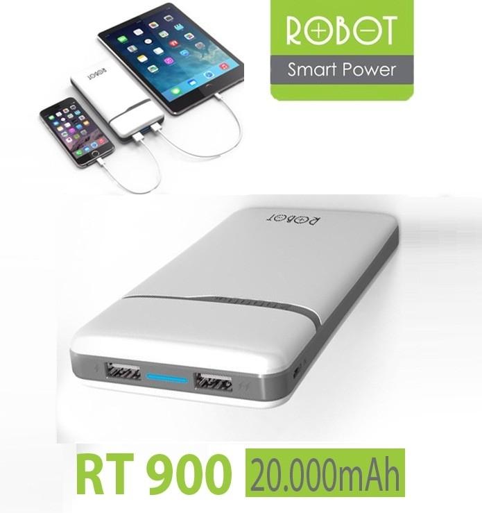 harga Super! power bank robot 20.000 mah terbaru! murah! Tokopedia.com