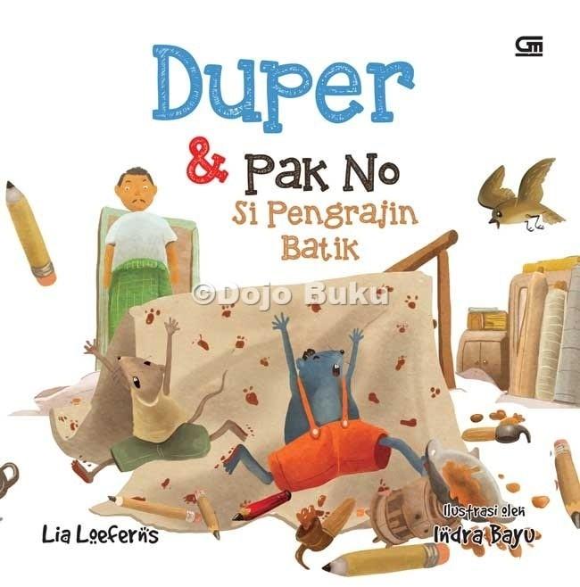 harga Duper & pak no pengrajin batik oleh lia loeferns Tokopedia.com
