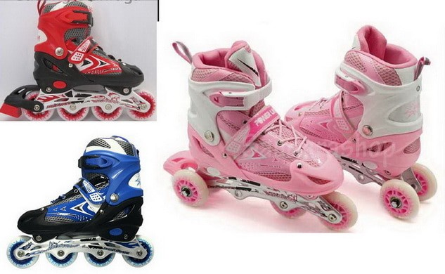 harga Sepatu roda anak inline skate kids Tokopedia.com