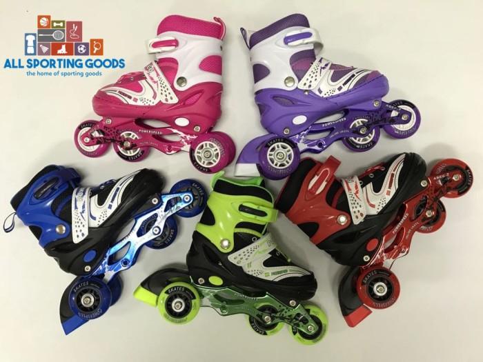 harga Sepatu roda anak murah inline skate chrome promo murah import Tokopedia.com