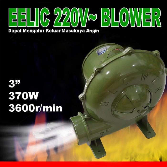 harga Eelic blr-3inch hijau mesin blower keong professional teknologi korea Tokopedia.com