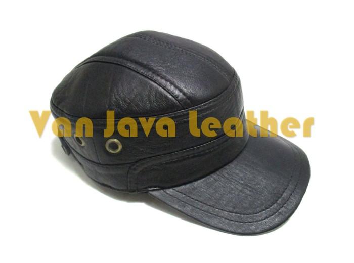 Topi Kulit Asli Garut Komando 1 - Daftar Harga Terkini dan ... fe2afb3d2b