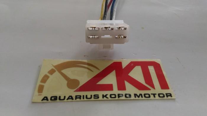 Jual Socket Kiprok Tiger Mega Pro Soket Regulator Tiger Fiting 5 Kabel on