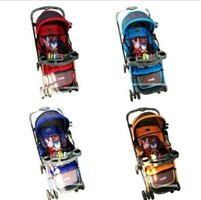 harga Order khusus gojek baby stroller kereta dorong bayi pliko grande 268 Tokopedia.com
