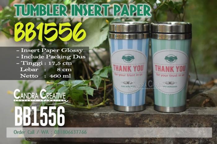 harga Tumbler Insert Paper Botol Minum Stainless Custom Gambar Tokopedia.com