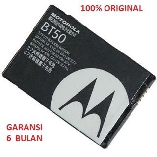 harga 100% original motorola battery bt50 / w375, w377, w210, w209,dll Tokopedia.com