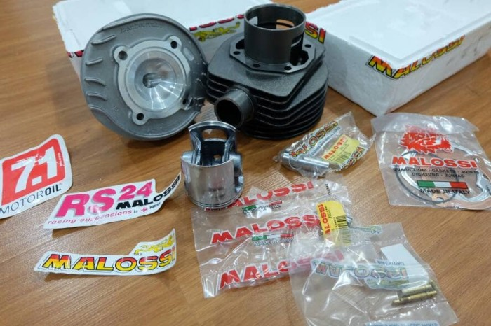 harga Malossi 166 mk3 kit for vespa px150,sprint150,etc Tokopedia.com