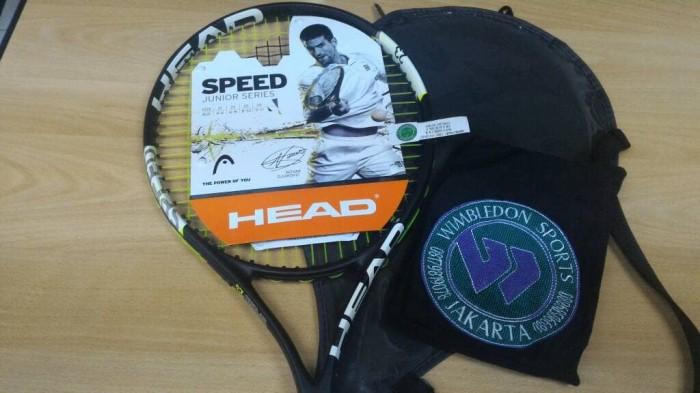 harga Raket tenis head speed graphene xt 23 junior jr / raket anak ringan Tokopedia.com