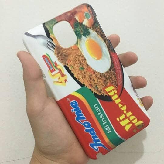 harga Custom case/ casing indomie iphone samsung lucu Tokopedia.com
