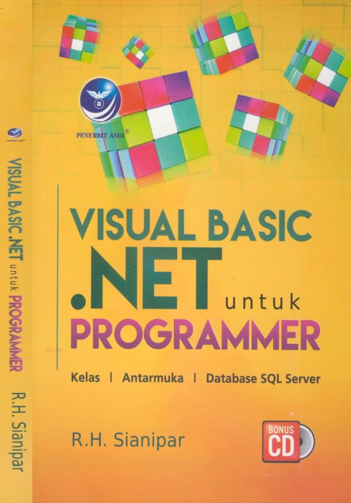 harga Visual basic .net untuk programer Tokopedia.com