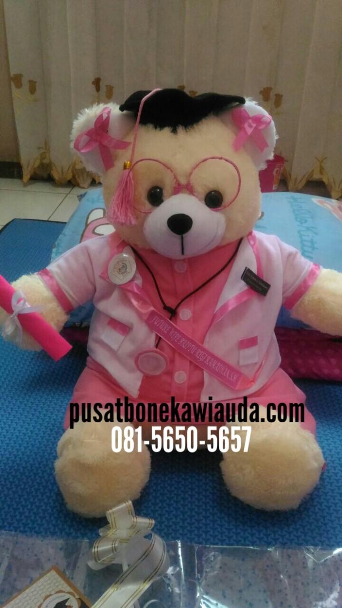 harga Boneka wisuda | boneka wisuda profesi | boneka teddy bear Tokopedia.com