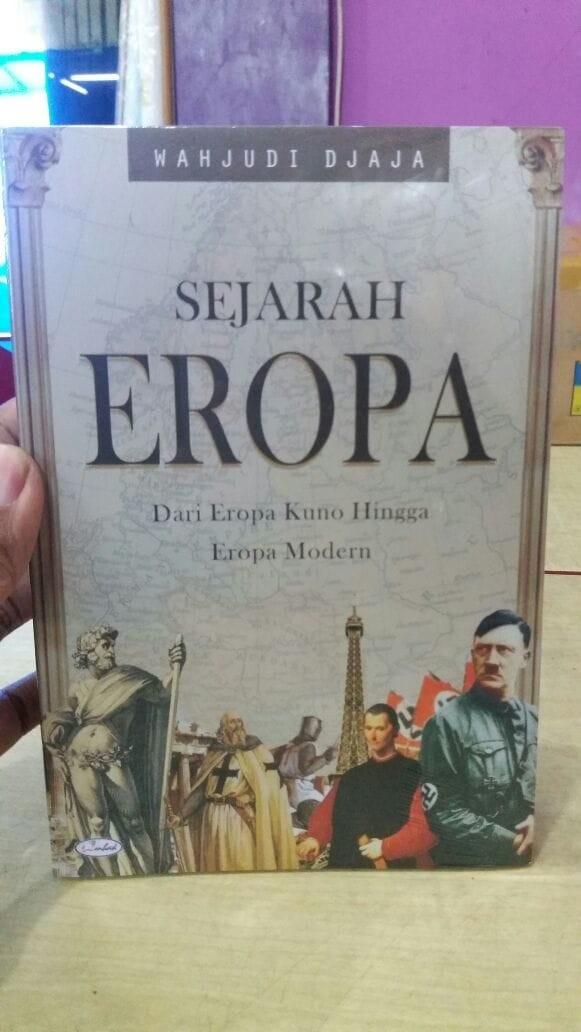 harga Buku sejarah eropa - wahjudi djaja - ombak Tokopedia.com