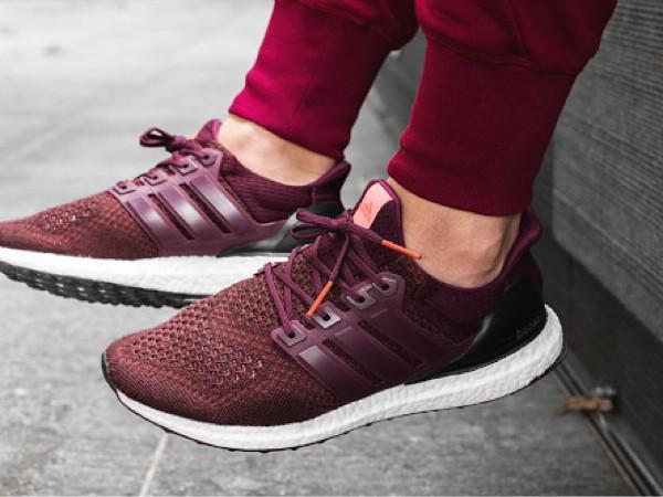 7afe09d8c3265 cheap terbaru adidas ultra boost 2.0 maroon burgundy sepatu pria sneakers  pr 268b0 d0ad4