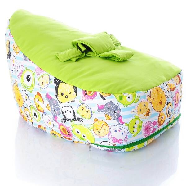 Baby bean bag | kasur atau sofa bayi | new tsum green