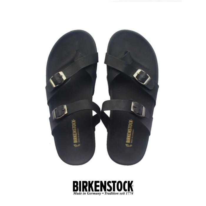 d3ae2ce1fe0 Jual Sandal Birkenstock Mayari Eva Full Black Men - Kab. Bandung ...