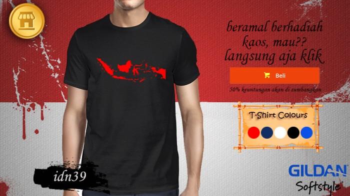 harga Kaos explore indonesia disto dirgahayu t shirt peta indonesia 39 Tokopedia.com