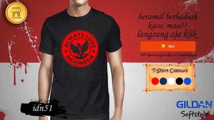 harga Kaos explore indonesia distro t shirt always love indonesia 51 Tokopedia.com