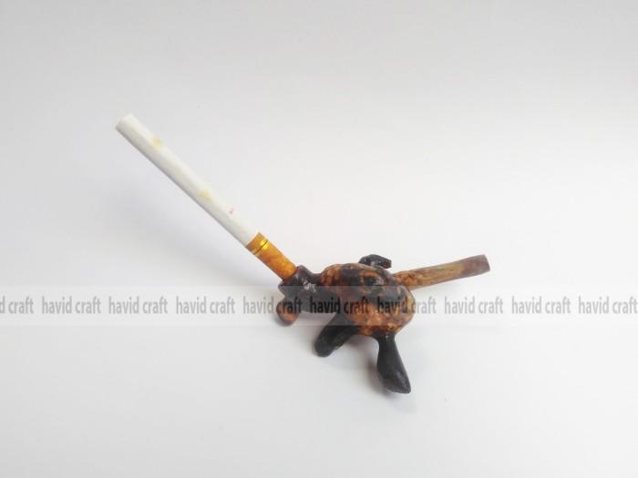 Foto Produk Pipa Rokok Unik dari Bambu dari Havid Craft