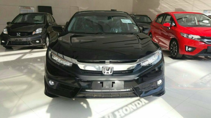 9800 All New Civic Turbo Prestige Terbaik