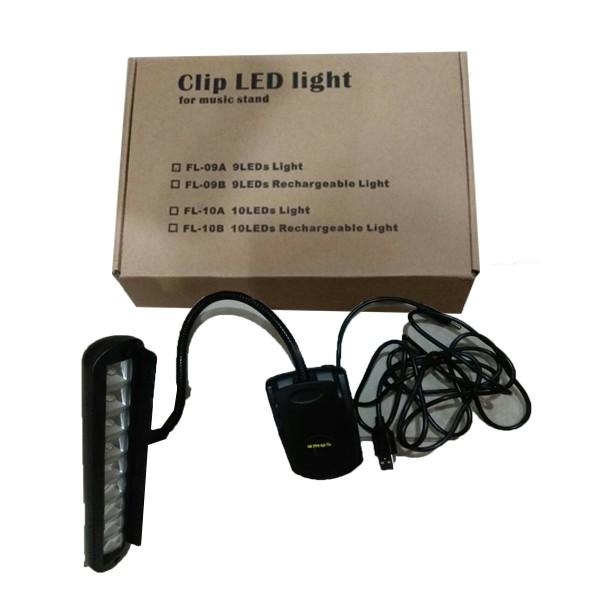 harga Omus Fl-09a  Clip Lampu Led For Stand Book - Komputer - Meja Belajar Tokopedia.com