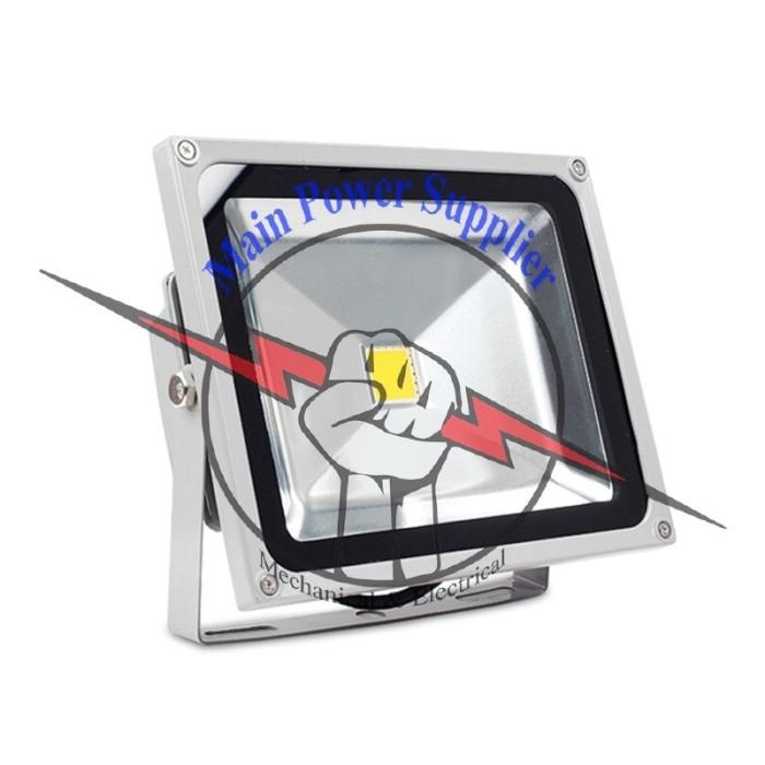harga Lampu sorot led spotlight floodlight outdoor waterproof 50watt Tokopedia.com