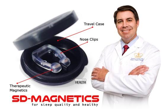 harga Sd magnetics - snore stopper - free snore clips Tokopedia.com