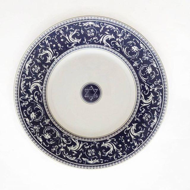 harga Piring makan / hias sango motif star of david Tokopedia.com