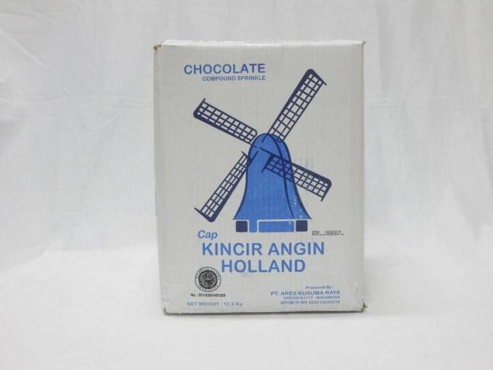 harga Meses coklat (tdk ngendal di lidah) - holland (repack 1 kg) - halal Tokopedia.com