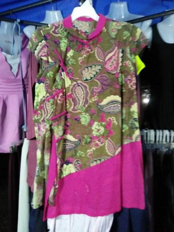 Info Model Baju Cheongsam Wanita Travelbon.com
