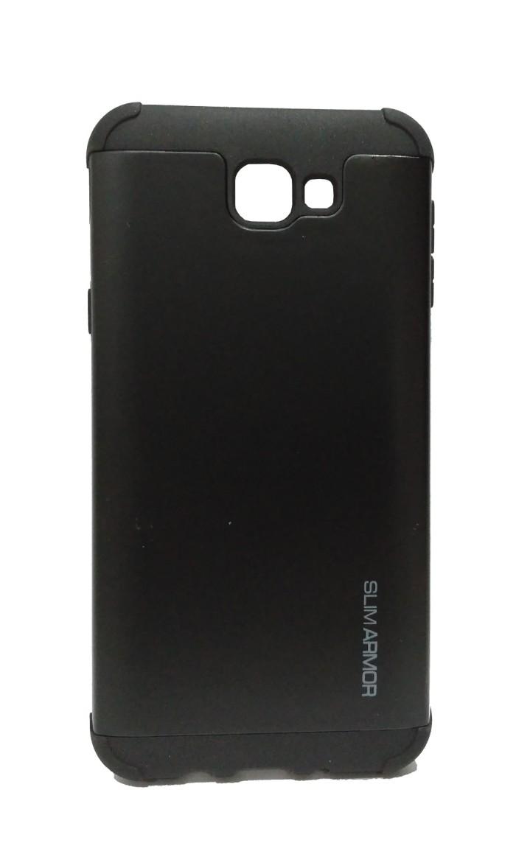 Spigen Slim Armor Case Silikon Hardcase Samsung J7 Prime