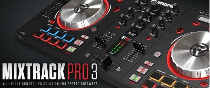 harga Numark mixtrack pro3 dj controller Tokopedia.com