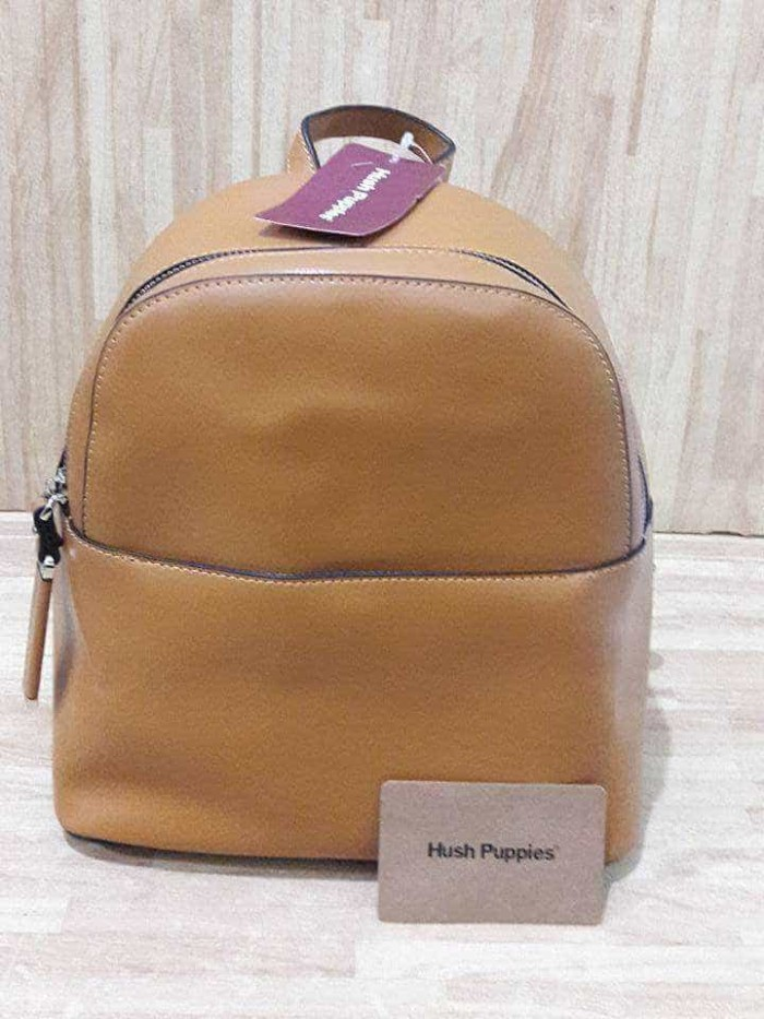 Jual TAS RANSEL HUSH PUPPIES ORI MURAH  SALE HUSH PUPPIES BACKPACK ... b701f0f4a4