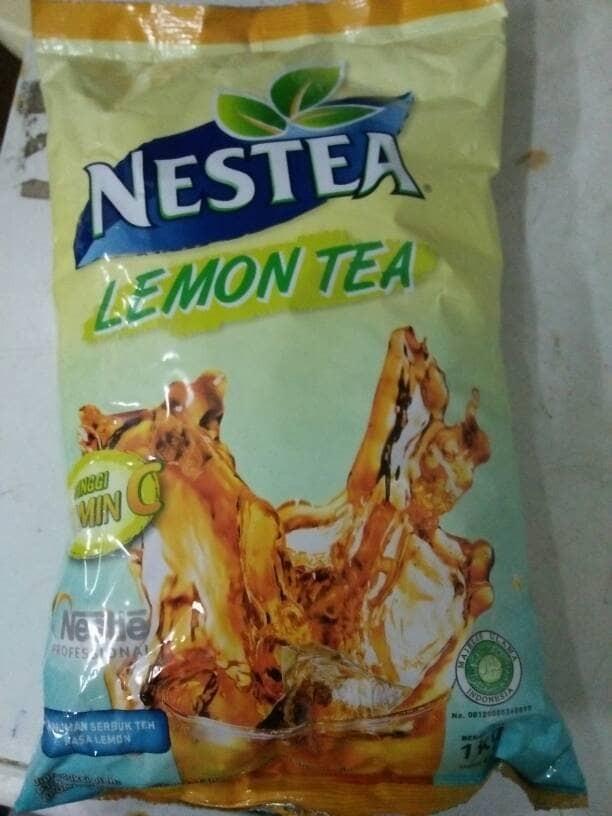 harga Nestea lemonte serbuk minuman teh 1kg Tokopedia.com