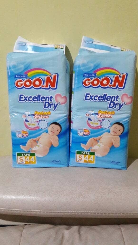 harga Goon Excellent Dry Slim Tape S 44 Tokopedia.com