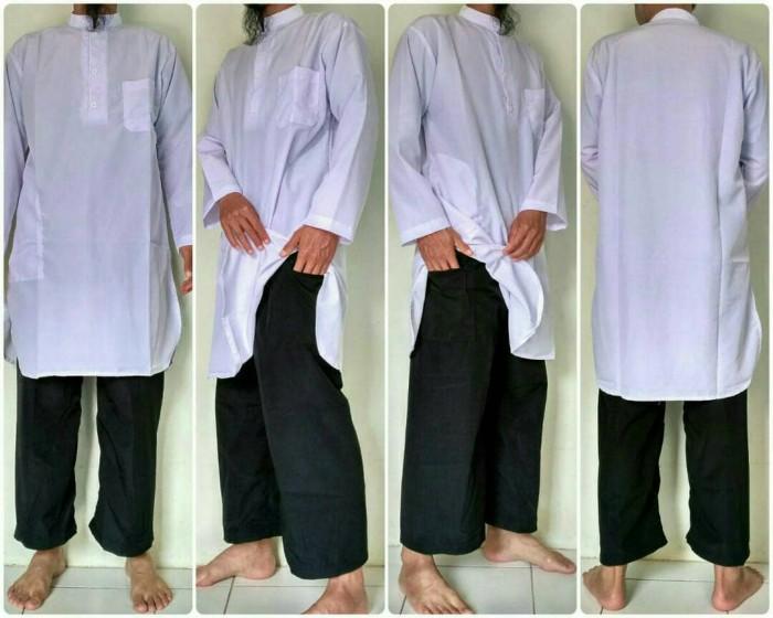 Jual Baju Gamis Celana Sirwal Pria Alkaf Store Tokopedia