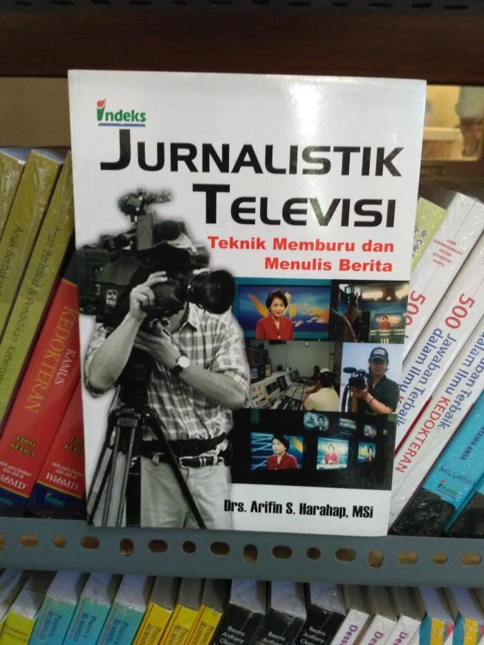 harga Jurnalistik televisi -drs arifin Tokopedia.com