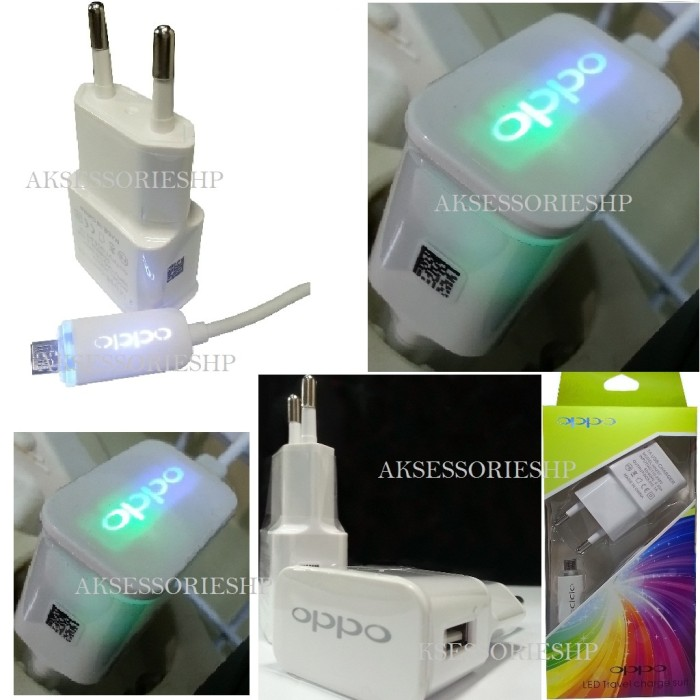 harga Charger plus kabel led bunglon oppo 2.1 a Tokopedia.com