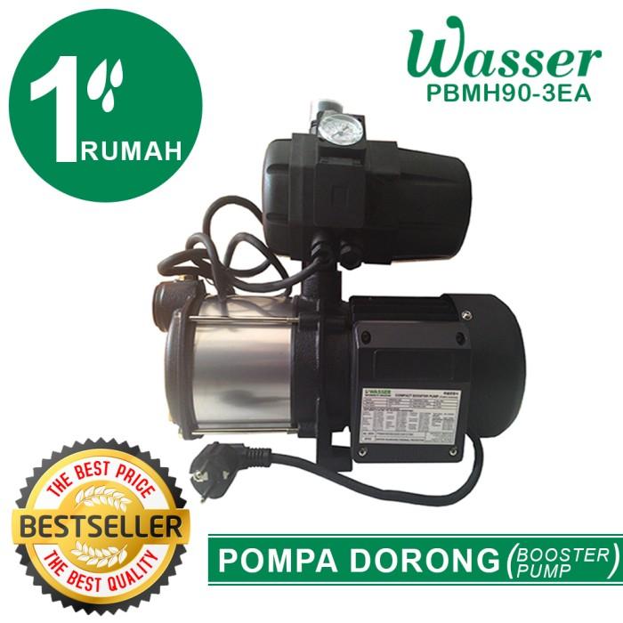 Pompa Wasser PBMH90-3EA Pompa Dorong Booster Pump Bergaransi Resmi