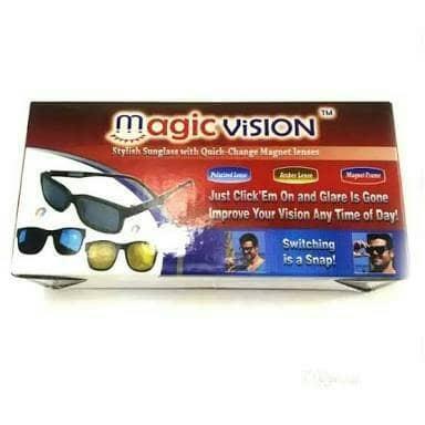 Magic Vision 3 In 1 Kacamata Hd Vision Magnet - Christmas Design ... e197745c92