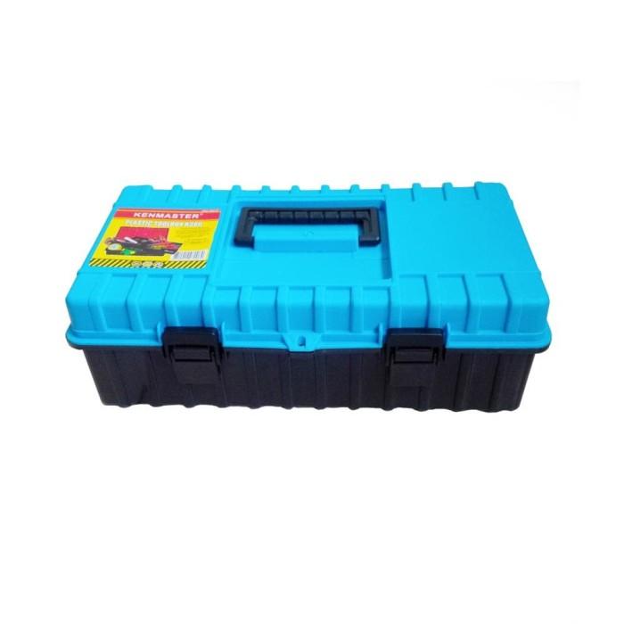 Foto Produk Kenmaster K380 Tool Box - K380 ToolBox - Kotak Perkakas dari Puserba