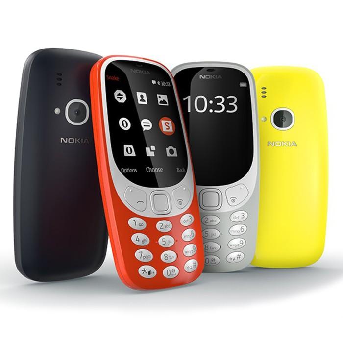 harga Nokia 3310 reborn dual sim supercopy handphone nokia jadul 3310 reborn Tokopedia.com