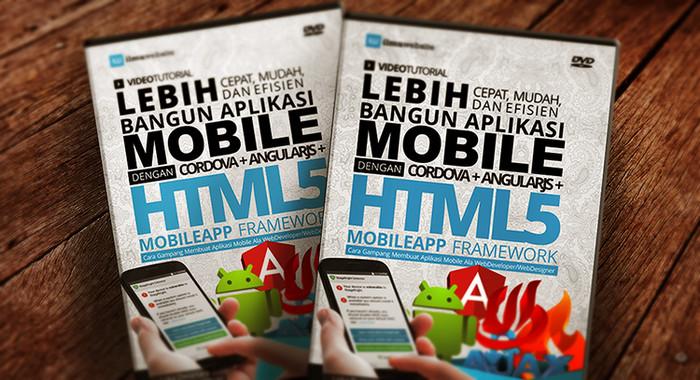 harga Tutorial membangun aplikasi mobile dengan cordova angularjs dan html5 Tokopedia.com